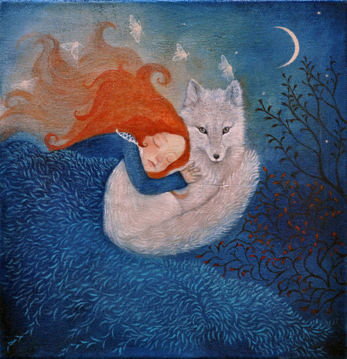 'Guided by Moonlight' - Lucy Campbell